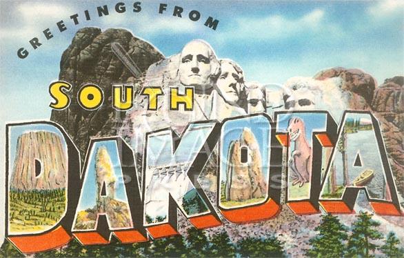 SD postcard
